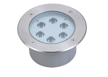 China Untertägige helle Farbe optionale 9 X 3W IP67 100V LED - 240V Φ160mm RoHS genehmigte fournisseur