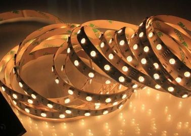 RGBW 4 In 1 Flexible LED Strip Light 180 Degree Beam Angle With 12mm X 5m Dimension